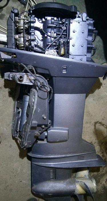 лодочный двигатель ямаха фетол 60