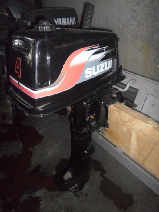 купить лодочный мотор suzuki dt4