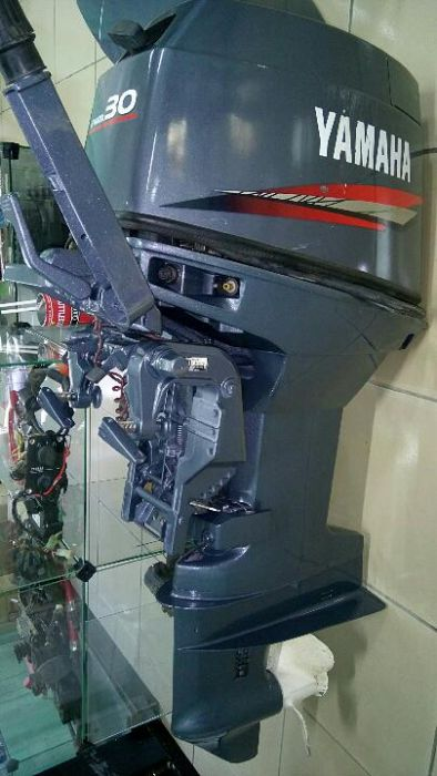 лодочные моторы yamaha 3 х цилиндровые