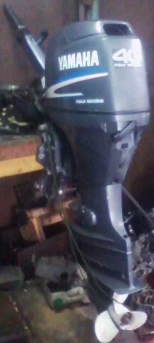 люфт сапога мотора ямаха 4