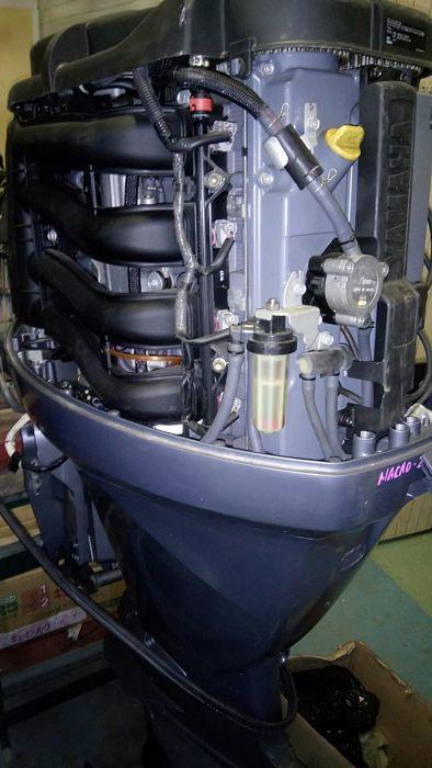 компрессия на лодочном моторе yamaha 3